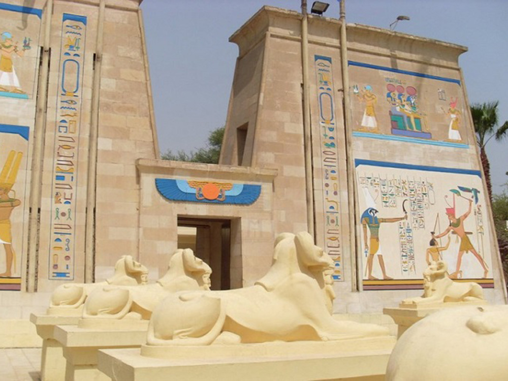 Пирамиды в Гизе и Деревня Фараонов