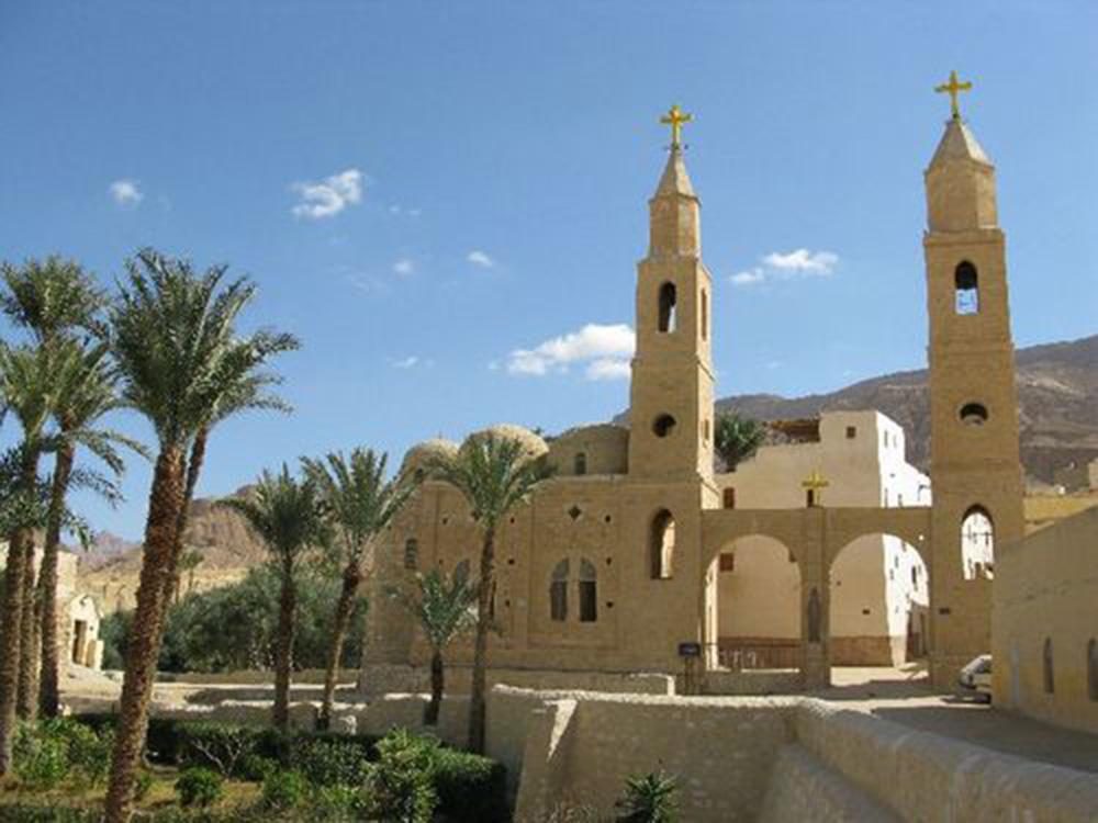 Монастыри Святых Павла и Антония